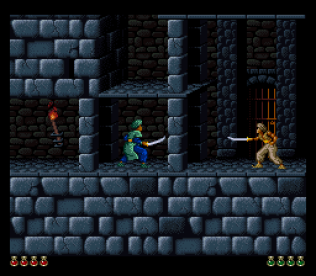 Prince of Persia SNES 33