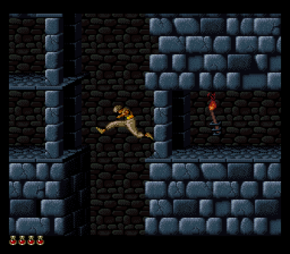 Prince of Persia SNES 34
