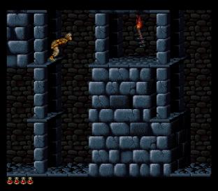 Prince of Persia SNES 42