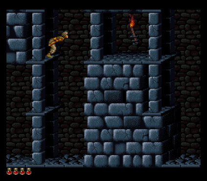 Prince of Persia SNES 42