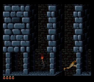 Prince of Persia SNES 43