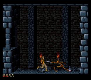 Prince of Persia SNES 45