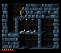Prince of Persia SNES 48