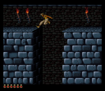 Prince of Persia SNES 50