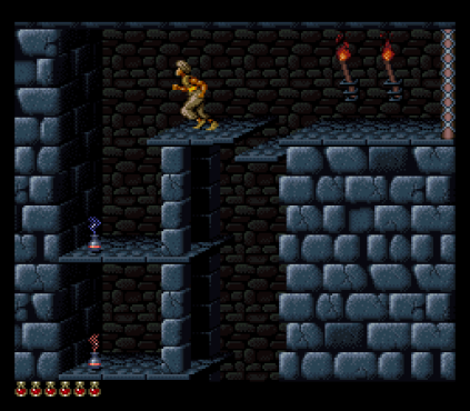 Prince of Persia SNES 53