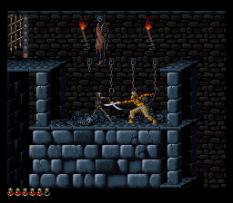 Prince of Persia SNES 54