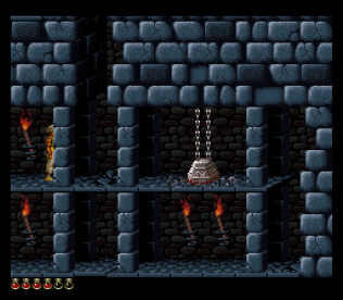 Prince of Persia SNES 55