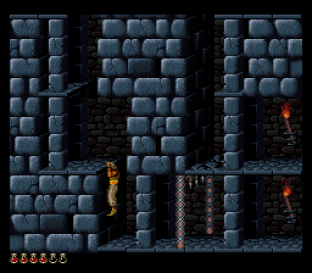 Prince of Persia SNES 56