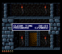 Prince of Persia SNES 57