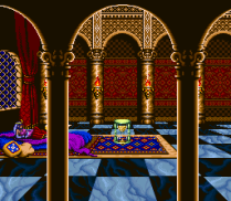 Prince of Persia SNES 58