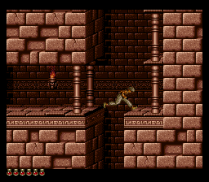 Prince of Persia SNES 60