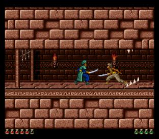Prince of Persia SNES 64