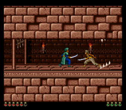 Prince of Persia SNES 64