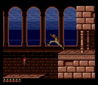 Prince of Persia SNES 65