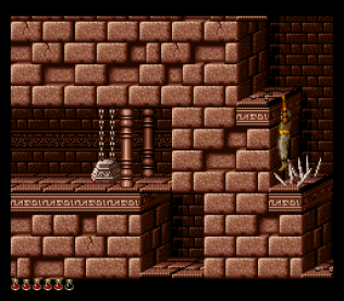 Prince of Persia SNES 66