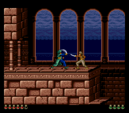 Prince of Persia SNES 67