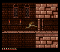 Prince of Persia SNES 70
