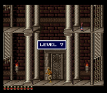Prince of Persia SNES 71