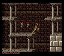 Prince of Persia SNES 72