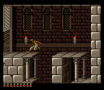 Prince of Persia SNES 73
