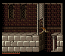 Prince of Persia SNES 74