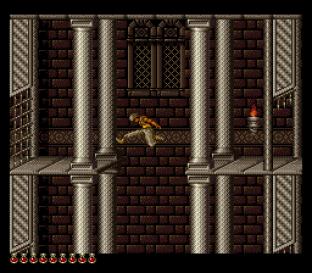 Prince of Persia SNES 75