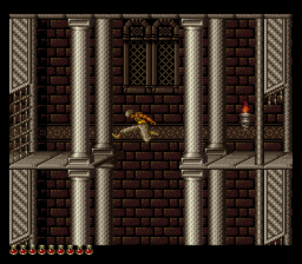 Prince of Persia SNES 75