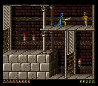 Prince of Persia SNES 76
