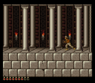 Prince of Persia SNES 77