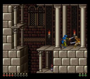 Prince of Persia SNES 78