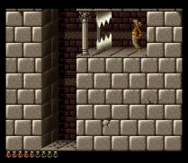 Prince of Persia SNES 79