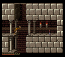 Prince of Persia SNES 80