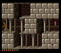 Prince of Persia SNES 81