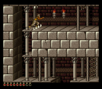 Prince of Persia SNES 82