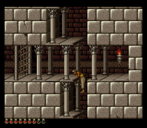 Prince of Persia SNES 83