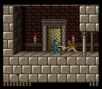 Prince of Persia SNES 84
