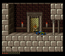 Prince of Persia SNES 85