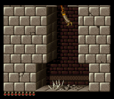 Prince of Persia SNES 88