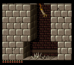 Prince of Persia SNES 88