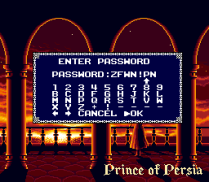 Prince of Persia SNES 90