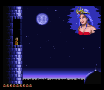 Prince of Persia SNES 91