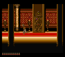 Prince of Persia SNES 92