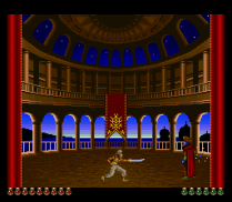 Prince of Persia SNES 94
