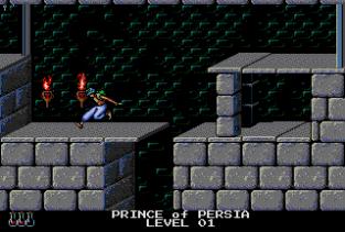 Prince of Persia Turbografx-16 08