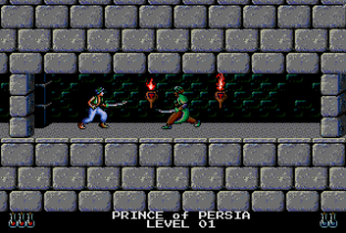 Prince of Persia Turbografx-16 18