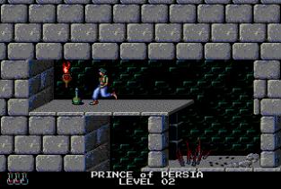 Prince of Persia Turbografx-16 30