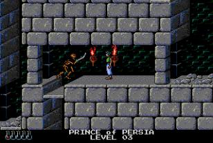 Prince of Persia Turbografx-16 52