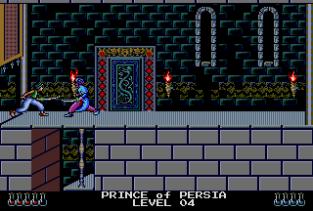 Prince of Persia Turbografx-16 62