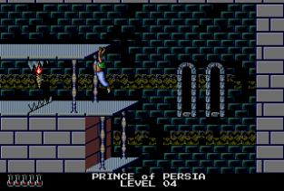 Prince of Persia Turbografx-16 63