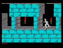 Prince of Persia ZX Spectrum 06